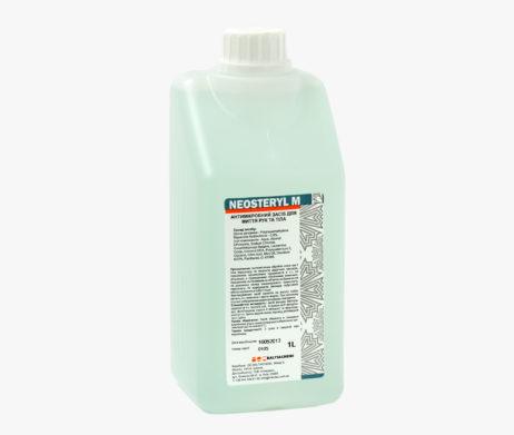 Жидкое антисептическое мыло Неостерил М 1 л