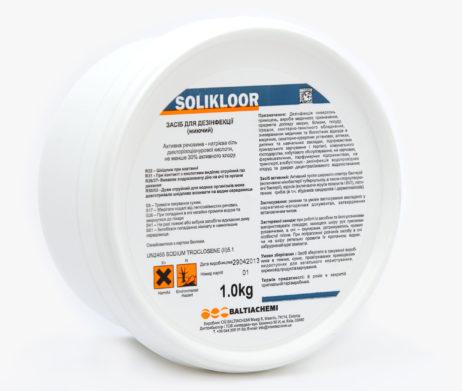 Solikloor Baltiachemi 1kg