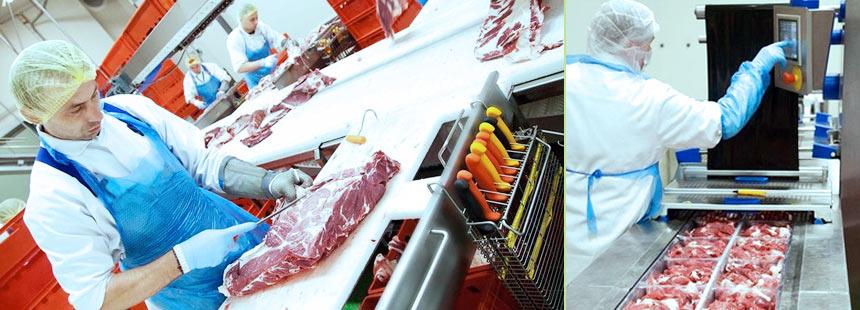 Дезинфицирующие средства для мясной промышленности