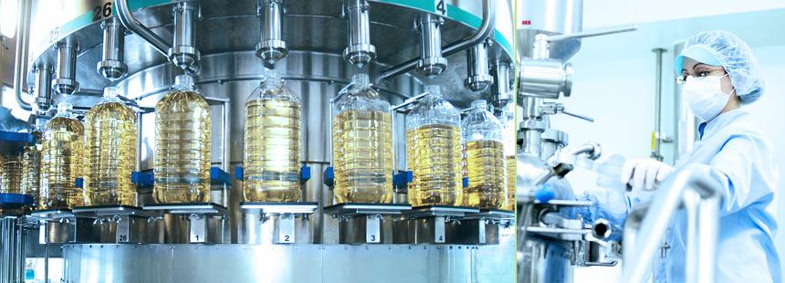 Дезинфицирующие и антисептические средства для масло-жировой промышленности