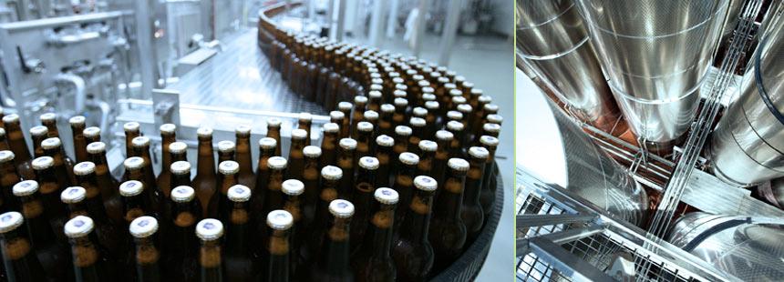 Дезинфицирующие и антисептические средства для пивобезалкогольной промышленности