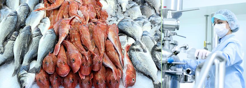Дезинфицирующие и антисептические средства для рыбной промышленности