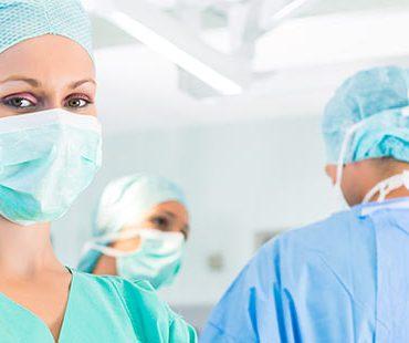 Предупреждение распространения инфекционных возбудителей через поверхности в медицинских учреждениях